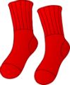 socks_red2