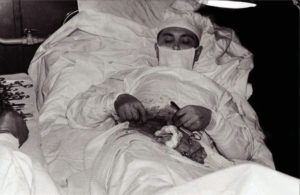 Leonid Rogozov Antarctica 1961